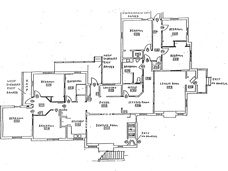 Erie Independence House - Intermediate Care Temporary Living Facility Floor Plan