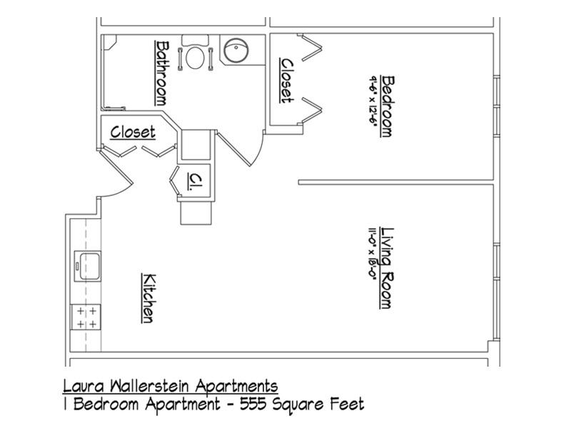 24 fantastic floor plans for handicap accessible homes